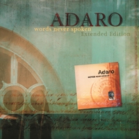 Cover ADARO: Words Never Spoken (Extended Edition)