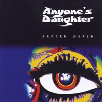Cover ANYONE'S DAUGHTER: Danger World